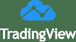 TradingView Logo- White Letters